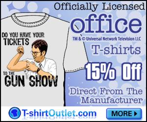 15% off Gun Show T-shirt