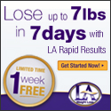 LA to Your Door Holiday Deadline Diet Program