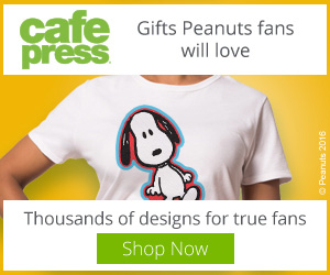 Shop Peanuts on CafePress