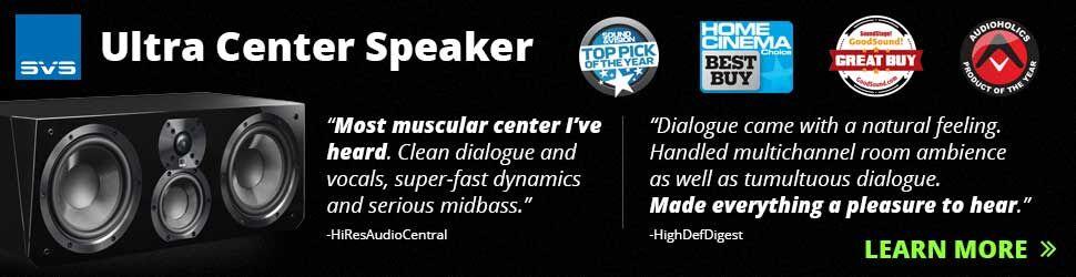 Ultra Center Speaker