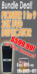 Your Complete Media Duplication Store