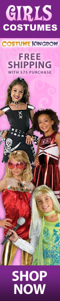 Girls Costumes w Free Shipping