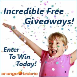 Free Inflatable Bouncer Giveaway at OrangeOnions!