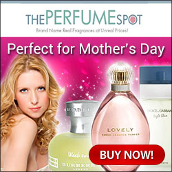 Give Mom the perfect Mother's Day gift from ThePerfumeSpot.com!