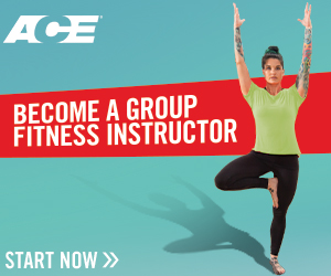 Become an ACE Group Fitness Instructor
