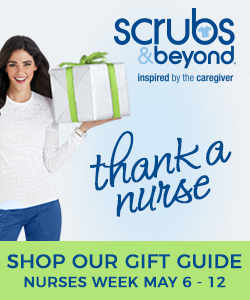 Thank a Nurse! Nurse's Week is May 6th - 12th.