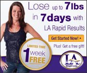 Limited Time: 50% OFF LA Rapid Results!