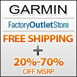 Free Shipping on Garmin Products