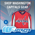 Get Your Official Washington Capitals Gear at IceJerseys.com! SAVE $10 off all purchases over $100 with Coupon Code 10OFF100