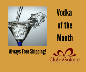 Vodka of the Month Club