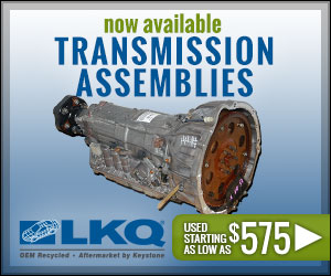 Used OE Transmission Assemblies from $575!