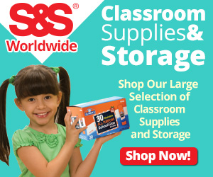 S&S Worldwide Classroom Supplies & Storage