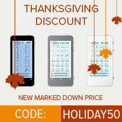 Take advantage of our amazing Touch Screens TENS Unit offer! Use coupon code HOLIDAY50 during check