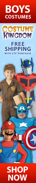 Boys Costumes w Free Shipping