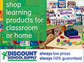 Discount School Supplies and Crafts