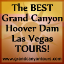 Las Vegas to the Grand Canyon