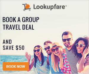 group travel, group flight deals