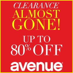 Avenue Spring Fashions in sizes 14-32