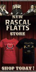 Rascal Flatts Official Merchandise