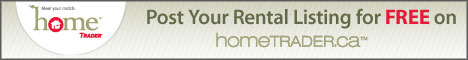 Post your listing for free at homeTRADER.ca
