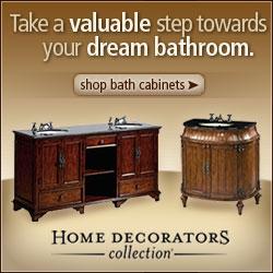 HomeDecorators.com: Bathroom Sink Cabinets