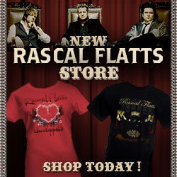 Rascal Flatts Official Store  - Shop Now!