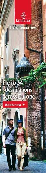 Emirates Airline UK US European and World destinations Book now for First Business and Economy Flights