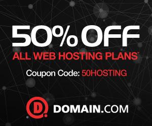 Domain.com, Domain Names and Hosting