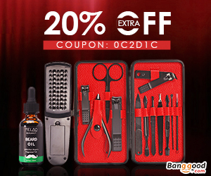 Extra 20% Off For Hair & Beard & Facial Care Promotion