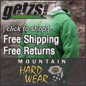 Mountain Hardwear at Getzs.com
