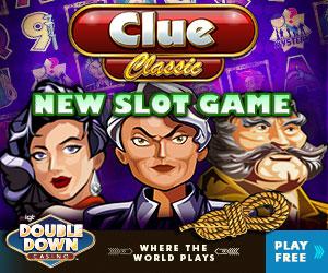 Play Halloween Slots at DoubleDown Casino!