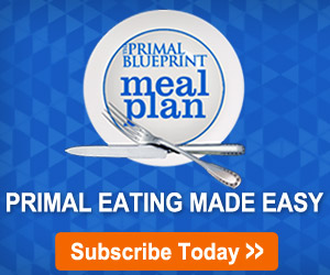 Primal Blueprint Meal Plan