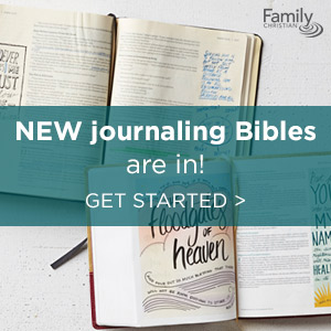New Journaling Bibles are in!