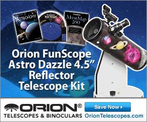 Orion FunScope AstroDazzle Reflector