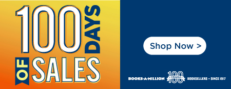 Books-A-Million's Summer Sale 100 Days of Sale Promotion