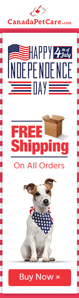 Buy Cheapest Pet Supplies at CanadaPetCare.com + Extra Discount on All Orders
