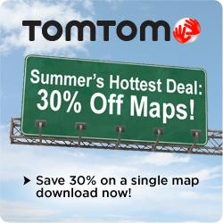 Celebrate smart navigation at TomTom