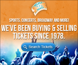 Find Event Tickets at SelectATicket.com