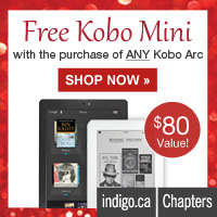 Free Kobo Mini With Any Kobo Arc