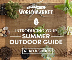 World Market's Outdoor Summer Guide is Here! Read & Shop Now.