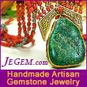 JEGEM.com ~ Handmade Artisan Gemstone Jewelry