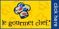 LeGourmetChef.com 120x60 Logo Banner