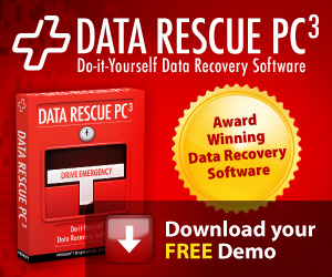 Data Rescue PC3 DIY Data Recovery Software
