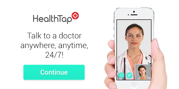 HealthTap talk to a doctor anywhere anytime 24/7 telemedicine what is the difference between an aggregate deductible and embedded deductible