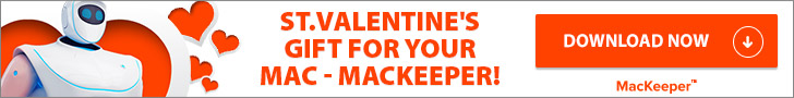 St.Valentine's gift for your Mac