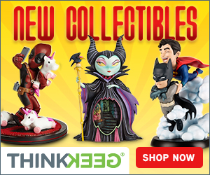 New Collectables at ThinkGeek!