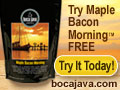 Try the Flavor of the Month by Boca Java