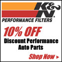 K&N Performance Filters - Discount Performance Auto Parts