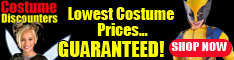 Lowest Costume Prices - Guaranteed!
