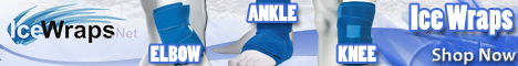 Get elbow, knee, ankle and shoulder pain relief!